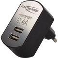 ANSMANN High-Speed-USB-Ladegerät 2.4A (1001-0031)
