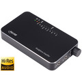 InLine Mobile AmpUSB, Hi-Res AUDIO HiFi DSD Kopfhörer-Verstärker, USB Digital Audio Konverter, 384kHz/32-Bit