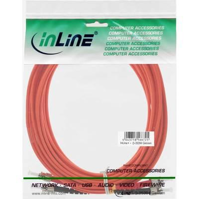 inline lwl duplex kabel st st 50 125 m om2 20mkabel. Black Bedroom Furniture Sets. Home Design Ideas