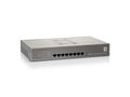 8 Port fast Ethernet PoE Plus Switch (123.2W)