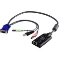 ATEN KA7176 KVM-Adapter, CPU-Modul VGA, USB, Audio, Virtual Media