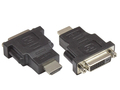Adapter DVI 24+1 Buchse an HDMI 19pol Stecker, Good Connections