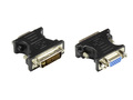 Adapter VGA-Buchse an DVI 24+5 Stecker, Good Connections