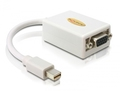 Adapter mini Displayport zu VGA 15 pin Buchse, Delock