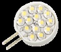 Top Angebote Power SMD-LED, 1,1W, 12V, 40 lm, 3000K, (warmweiß), nicht dimmbar, A+, 120° Abstrahlwinkel