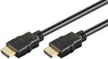 HDMI High Speed mit Ethernet Kabel A/A M/M 25m Black