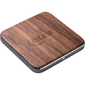 InLine Qi woodcharge, wireless fast charger, Smartphone kabellos laden, 5/7,5/10W
