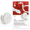 Label-The-Cable LTC Roll Strap, Klettbandrolle, 3m, weiß