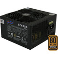 Netzteil ATX PFC, LC-Power SUPER SILENT LC6550 V2.3, 550W, 80 PLUS BRONZE
