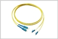 Patchkabel LWL Duplex OS2 (Singlemode, 9/125) LC/SC, LSZH, 3m, Good Connections