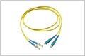 Patchkabel LWL Duplex OS2 (Singlemode, 9/125) ST/SC, 20m, Good Connections