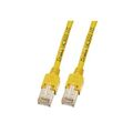 Patchkabel RJ45, SF/UTP, Cat.5e, TM11, UC300, 2m, gelb
