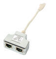 T-Adapter Cat.5e 10/100BaseT/ISDN