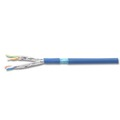 Verlegekabel Cat.6A UC500 AS23,F/FTP 4P FRNC blau, halogenfrei