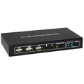 KVM Switch USB, HDMI, 4K, 2 Wege