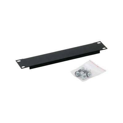 10 Blindplatte, Triton RAB-ZP-X01-C1, 1HE, schwarz