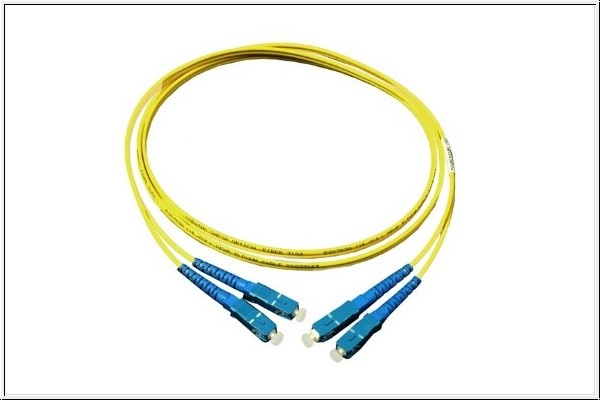Patchkabel LWL Duplex OS2 (Singlemode, 9/125) SC/SC, 15m, Good Connections