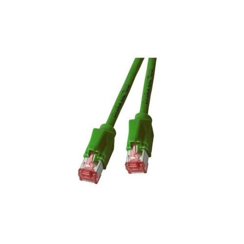 Patchkabel RJ45, S/FTP, Cat.6A, TM21, UC900, 50m, grün