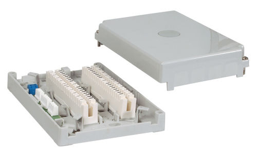 LSA Minibox 201 C 20DA BxHxT = 120 x 170 x 42 mm