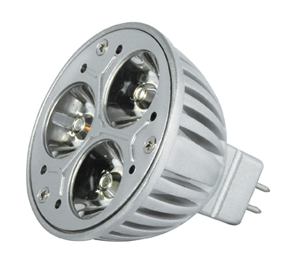 Power LED, 3,5W, 12V, 110 lm, 4000K, (warmweiß), dimmbar, A, 15&#176 Abstrahlwinkel