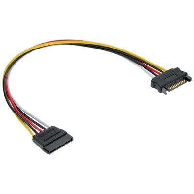 stromkabel intern verl ngerungen kabel inline kabel 0 3. Black Bedroom Furniture Sets. Home Design Ideas