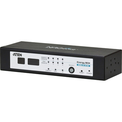 ATEN EC1000 Energy Box zur Over IP-Messung der PDU-Parameter